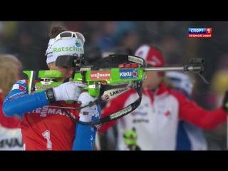 Биатлон. Чемпионат Мира 2015. Контиолахти (Финляндия).Женщины. Спринт 7,5 км (07.03.2015)