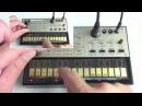 Volca keys Kraftwerk robots
