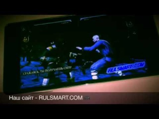 Android 5.0 на MT6582 - потоковое видео FullHD - Oukitel Original Pure