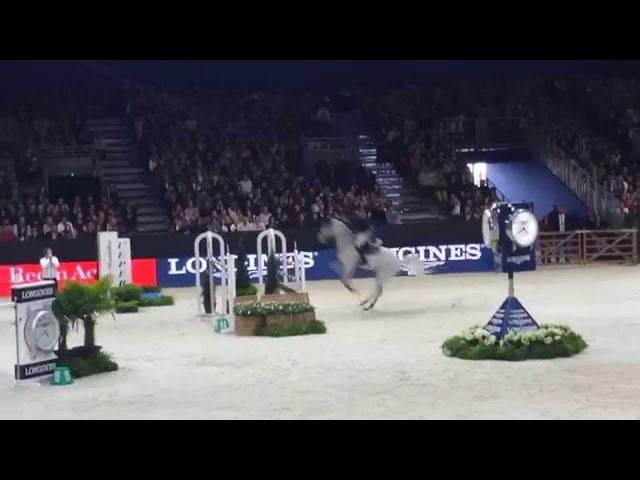 FEI World Cup, Jumping Final - Deusser Daniel sur Cornet d'Amour