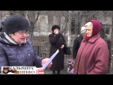 Новости от Ватника: жительница Углегорска с проникновением читает стихи девочки из Енакиево...