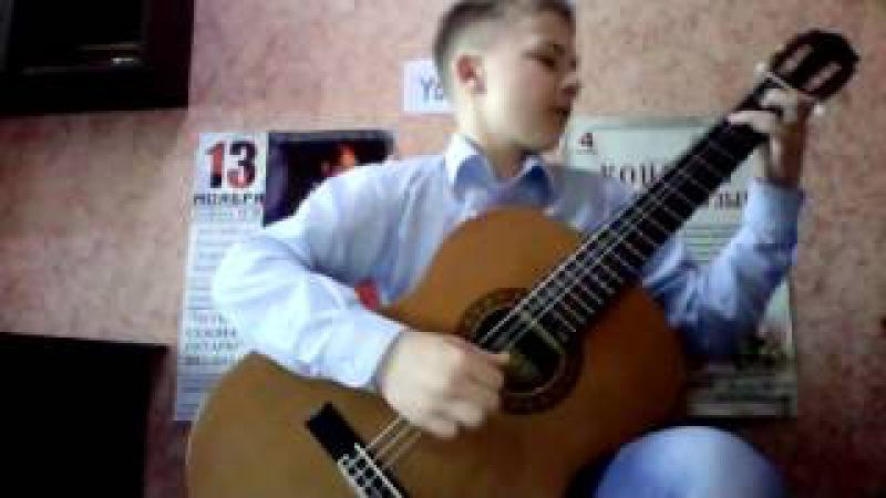 R.Jonson-Allemanda|Korchagin Dmitry