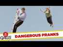 Extremely Dangerous Pranks Best of Just For Laughs Gags