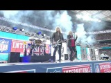 DEF LEPPARD  NFL Pre-Game - Official Performance Video
