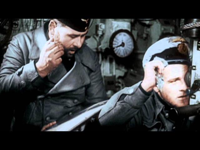 The German U-Boat (Combat footage)