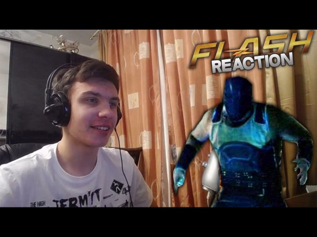 Reaction | 1 серия 2 сезона The Flash/Флэш
