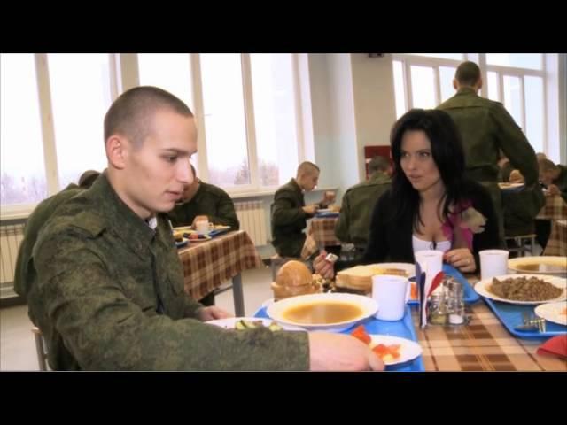 Егор KReeD в Севастопольской мотострелковой бригаде