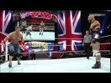 John Cena vs. Ryback, WWE RAW, 10.11.2014