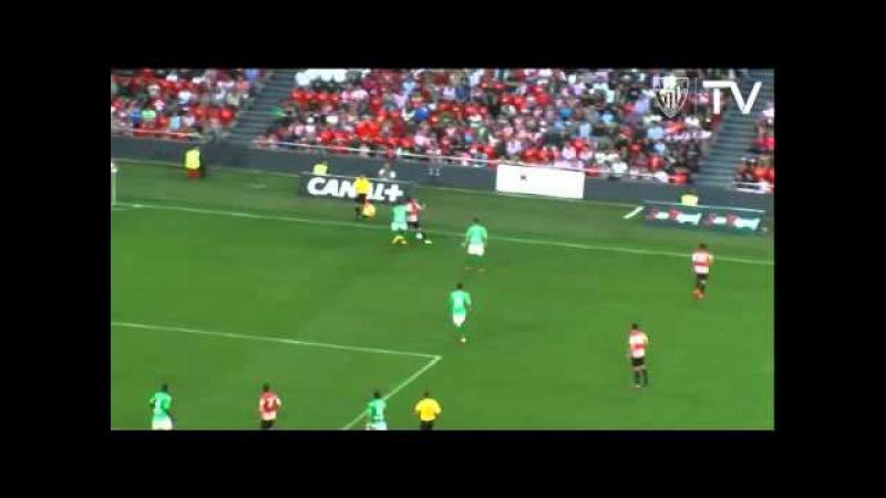 Liga 14-15 - P.Off - B. Athletic 2 Villanovense 0