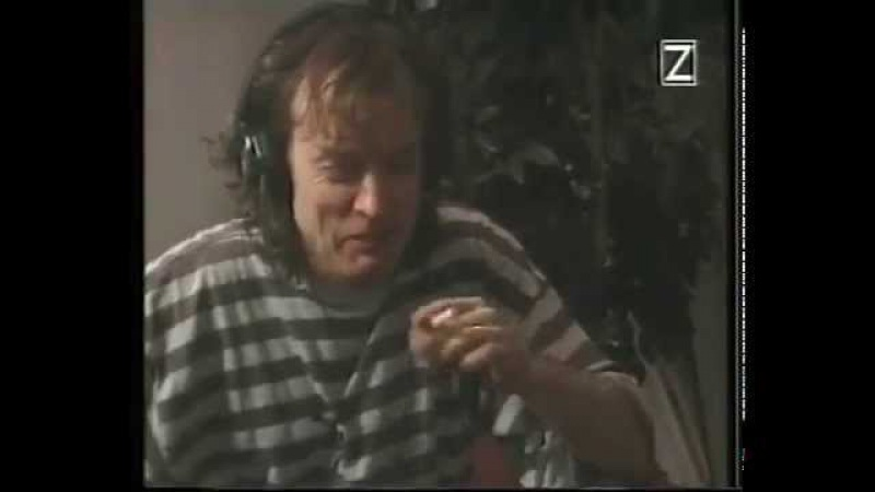 AC DC TV report Stockholm 1996 Ballbreaker Tour