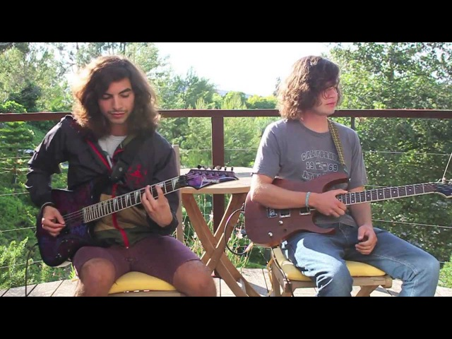 CHON - Bubble Dream (Guitar Playthrough)
