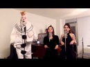 """Team - """"Sad Clown With The Golden Voice"""" Lorde Cover ft. Puddles Pity Party"""