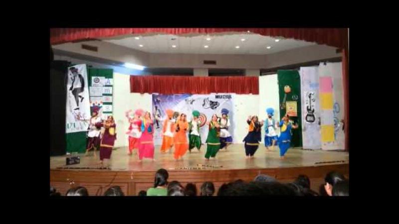 Virsa In Pop Cultural Group, руководитель Равиндер Сингх Диллон (г. Пенджаб, Индия)