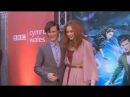 Doctor Who- Series Five BBC Wales Today clip- Interview Matt Smith/Karen Gillan