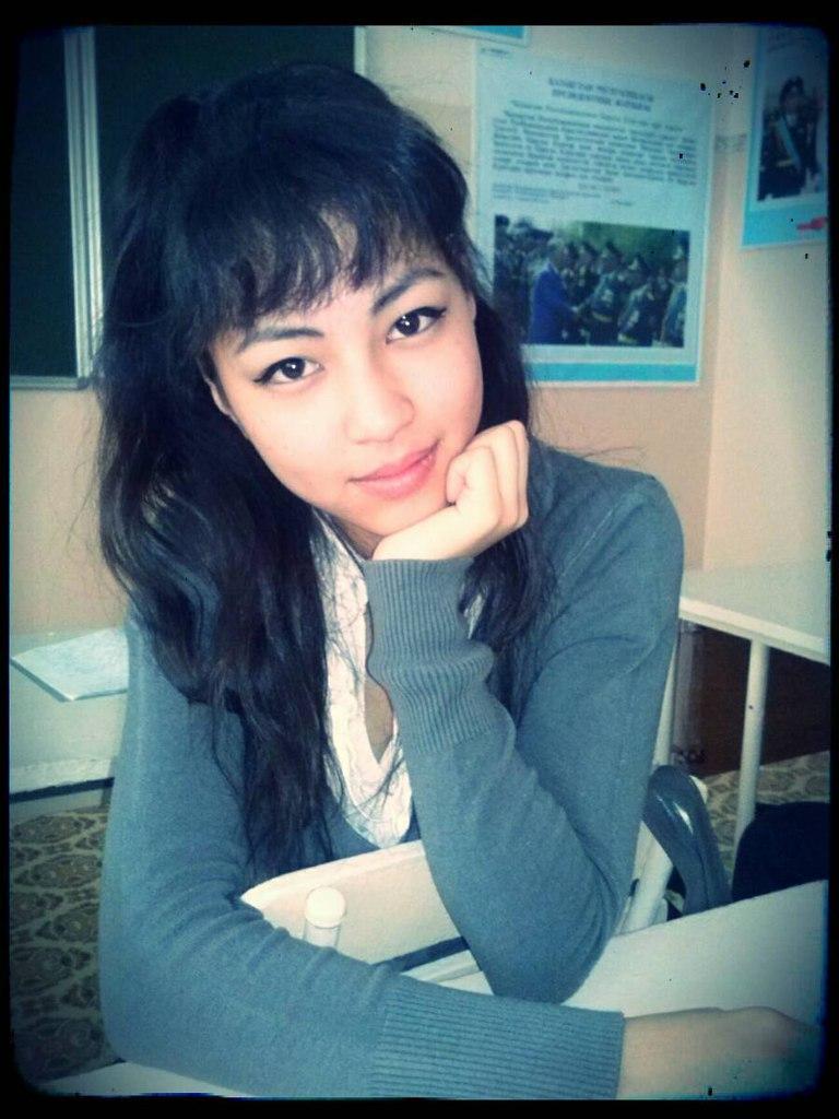 Альбина Милыбаева, Рудный - фото №1