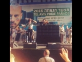 Conchita - Firestorm, Tel Aviv Gay Pride, Israel, 12.06.2015