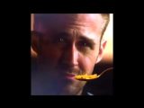 Ryan Gosling Won't Eat His Cereal.