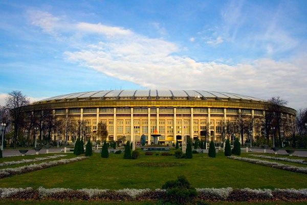 """Стадион """"Лужники"""", Москва"""