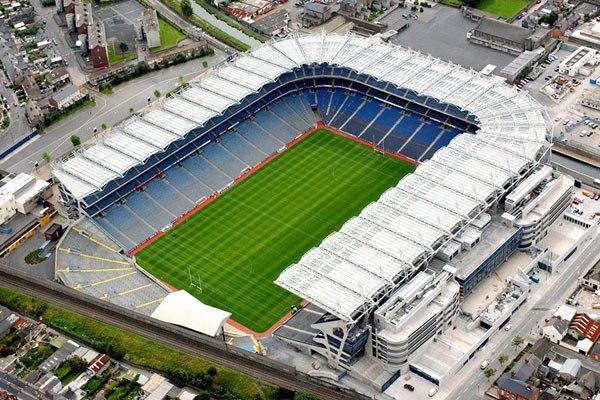 """Стадион """"Кроук Парк"""" (Croke Park), Дублин"""