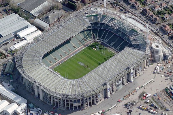 """Стадион """"Твикенхэм"""" (Twickenham Stadium), Лондон"""