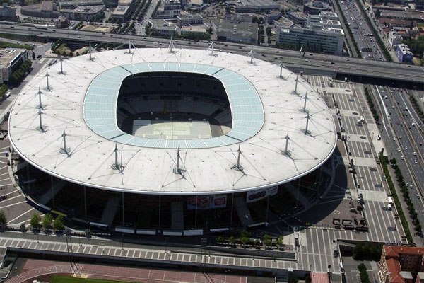 "Стадион ""Стад де Франс"" (Stade de France), Сен-Дени"