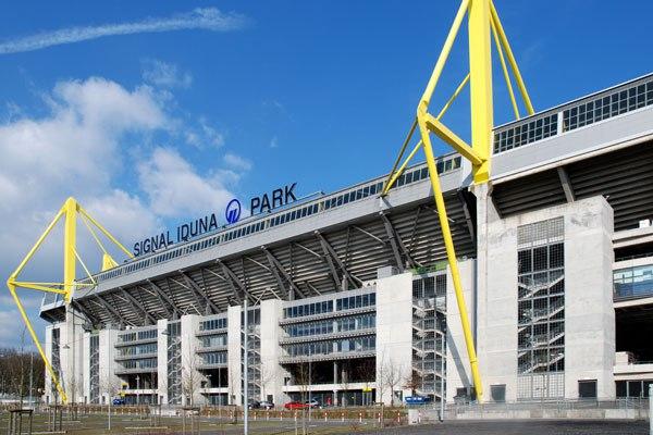 "Стадион ""Сигнал Идуна Парк"" (Signal Iduna Park), Дортмунд"