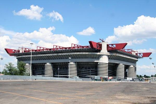 """Стадион """"Джузеппе Меацца"""" (Stadio Giuseppe Meazza), Милан"""