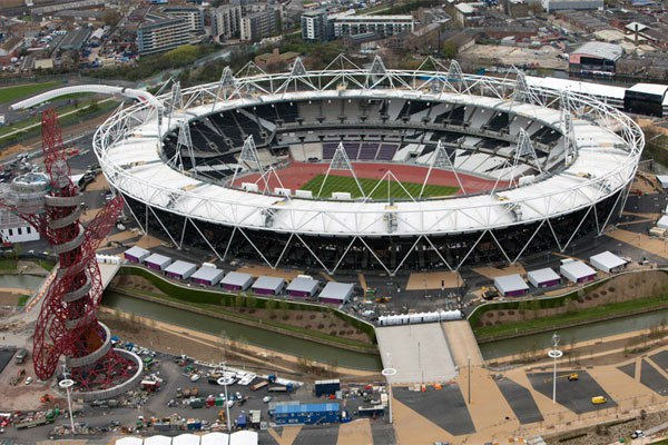 Олимпийский стадион (Olympic stadium), Лондон