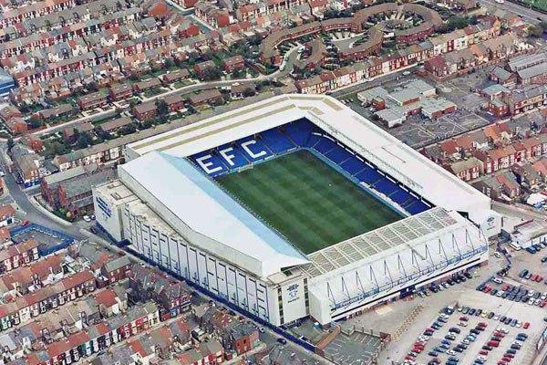 "Стадион ""Гудисон Парк"" (Goodison Park), Ливерпуль"