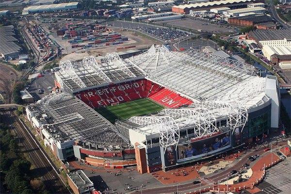 Стадион Олд Траффорд (Old Trafford), Манчестер