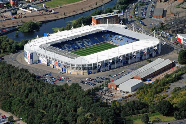 "Стадион ""Кинг Пауэр"" (King Power Stadium), Лестер"