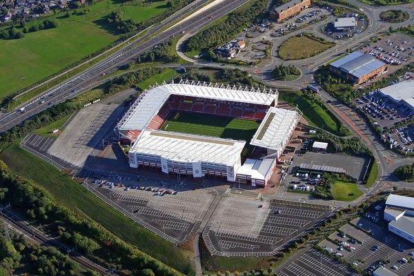 "Стадион ""Британия"" (Britannia Stadium), Сток-он-Трент"