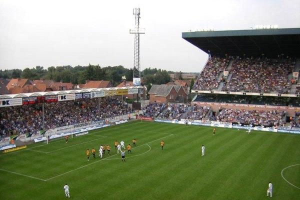 "Стадион ""Жюль-Оттенстадион"" (Jules Ottenstadion), Гент"