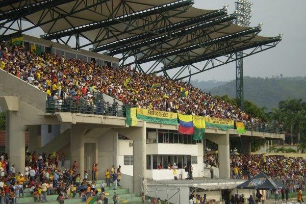 "Стадион ""Рамон Эрнандес"" (Estadio Ramon Hernandez), Эль-Вихия"