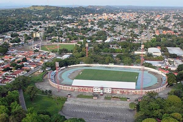 """Стадион """"Рафаэль Каллес Пинто"""" (Estadio Rafael Calles Pinto), Гуанаре"""