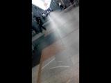 В метро на Маршала Жукова :D