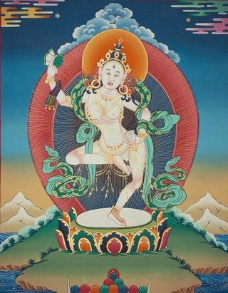 Картинки позапросу чодхохот дакини лама вангду