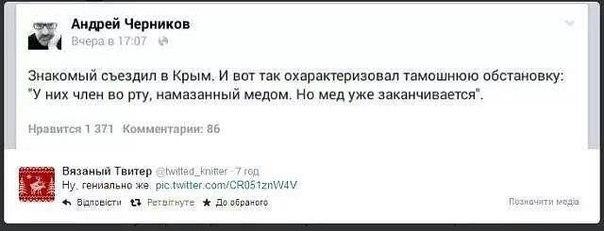 Путинская марионетка Константинов уверяет, что аннексированный Крым ничего не теряет из-за санкций Запада - Цензор.НЕТ 5799
