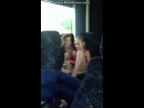 Brooke Hyland and Maddie Ziegler singing super bass!