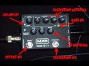 MXR M80 Bass DI Preamp