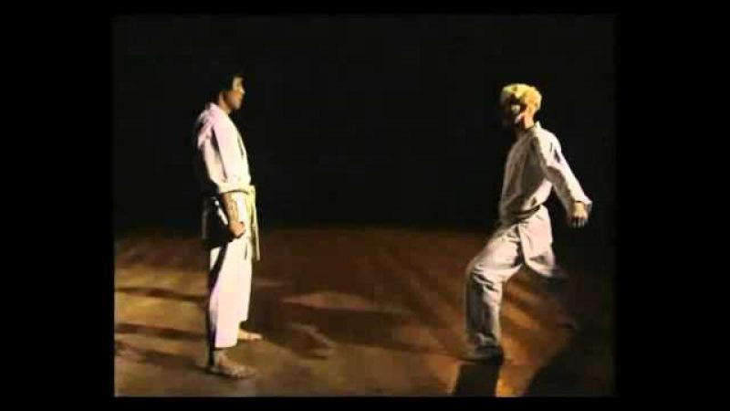 Masao Kawasoe Kihon Ippon Kumite Масао Кавазое кихон иппон кумитэ