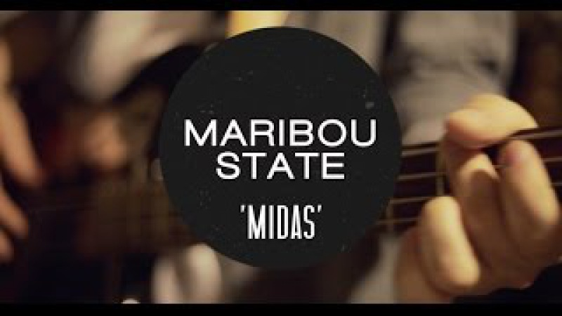 Maribou State - Midas feat. Holly Walker (Last.fm Lightship95 Series)