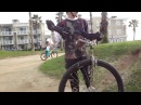 Exclusive MUST SEE Kris Holm 36 Unicycle and Kid Goes Ballistic