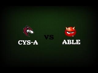 Сумерки Богов || CYS-A vs ABLE