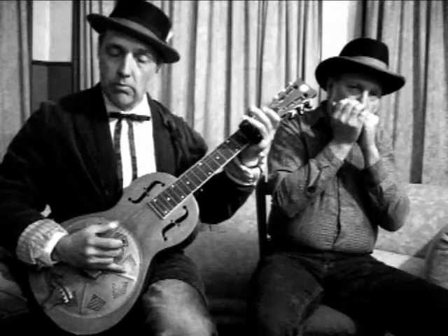 Blues Harp Bottleneck Guitar Duet 2 Blind Willie Johnson