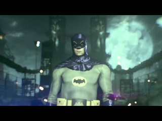 Batman Arkham Knight  - PS4 Exclusive Content Trailer