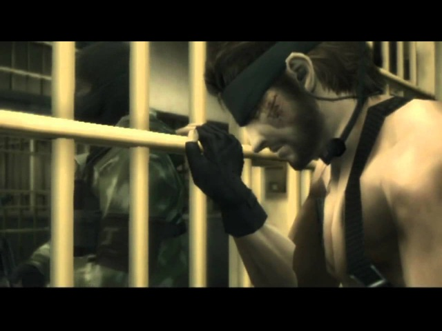 Metal Gear Solid 3 Snake Eater TGS 2004 Trailer HD (Rus Eng sub)