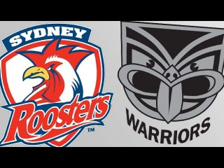 NRL 2015 RD 14 New Zealand Warriors vs Sydney Roosters