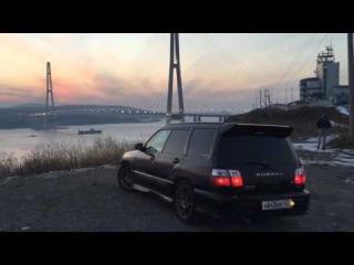 Тест Драйв Subaru Forester 1997(2001) года выпуска. 2,0 Turbo.