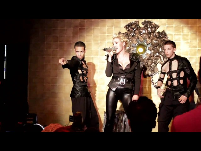 Sasha Gradiva`s Pandemonium Performance at Mike Ruiz's Birthday Party